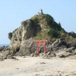 秋の穏やかな日本海~笹川流れ