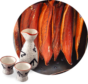 Hugely popular Secret smoked fish for adults